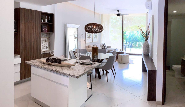 Vista-cocina